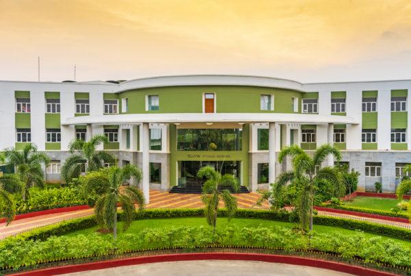 Residential School in Coimbatore - SSVM World School