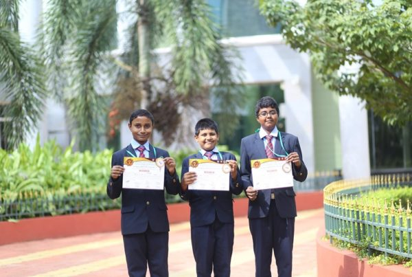 Best School in Coimbatore - SSVM World School