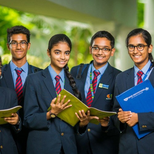 International School in Coimbatore - SSVM World School