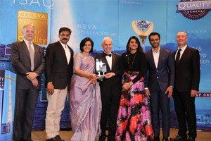 International Star Award for BID Quality Award  at Geneva- 2019